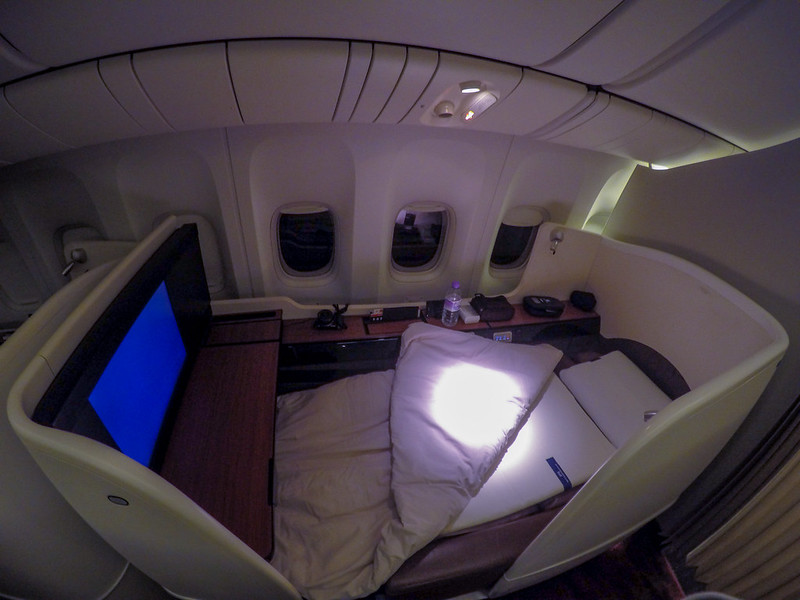 27733830820 544df965f3 c - REVIEW - JAL : First Class - London to Tokyo Haneda (B77W)