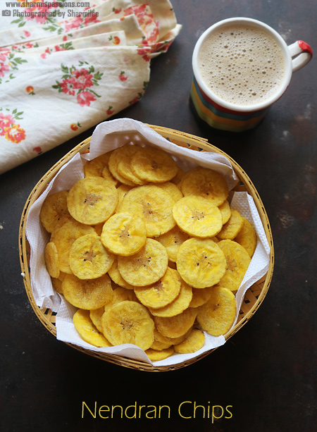 Nendran Chips Recipe