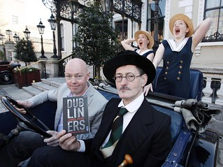 Dublin: One City, One Book launch | by Dublin City Public Libraries