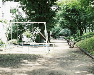 Narrow park | by hisaya katagami