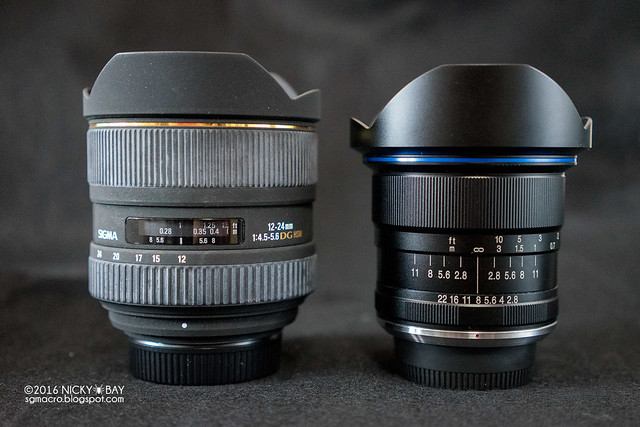 Size Comparison with Sigma 12-24mm - DSC04419