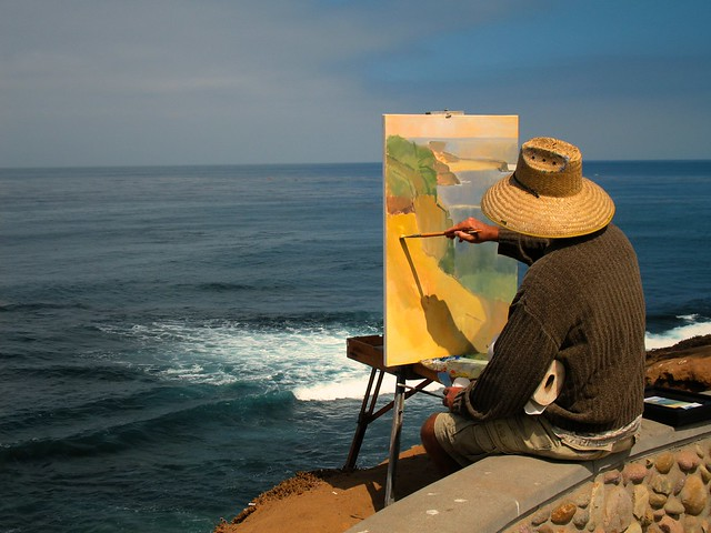 Beach Painter