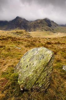 Boulder at Llyn Ogwen (003) | by Howie Mudge LRPS