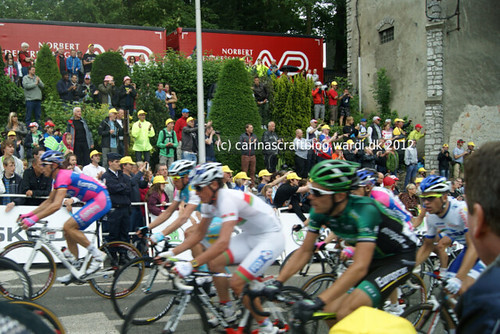 Tour de France 2012 - Finish of stage 3 at Boulogne sur Mer | by Carina » Polka & Bloom