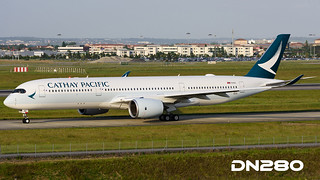 Cathay Pacific A350-941 msn 029