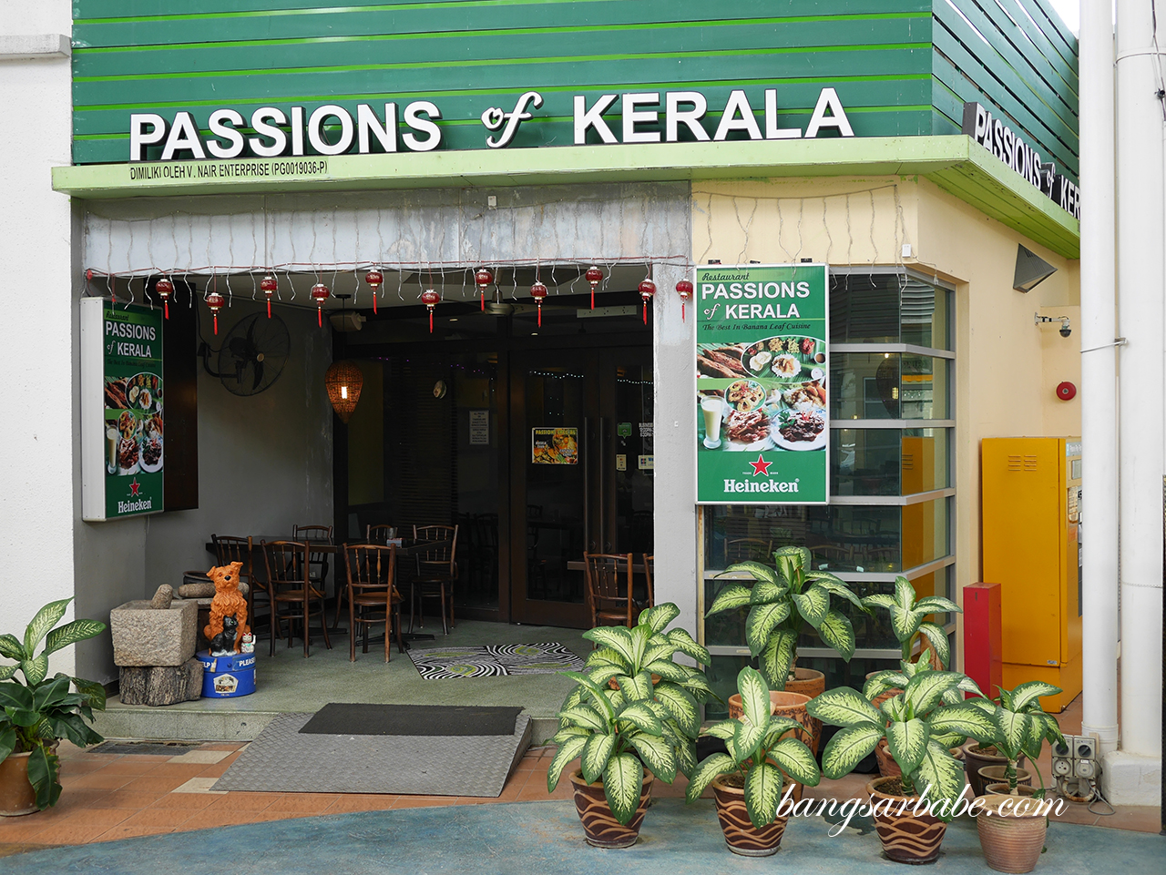 Passions of Kerala