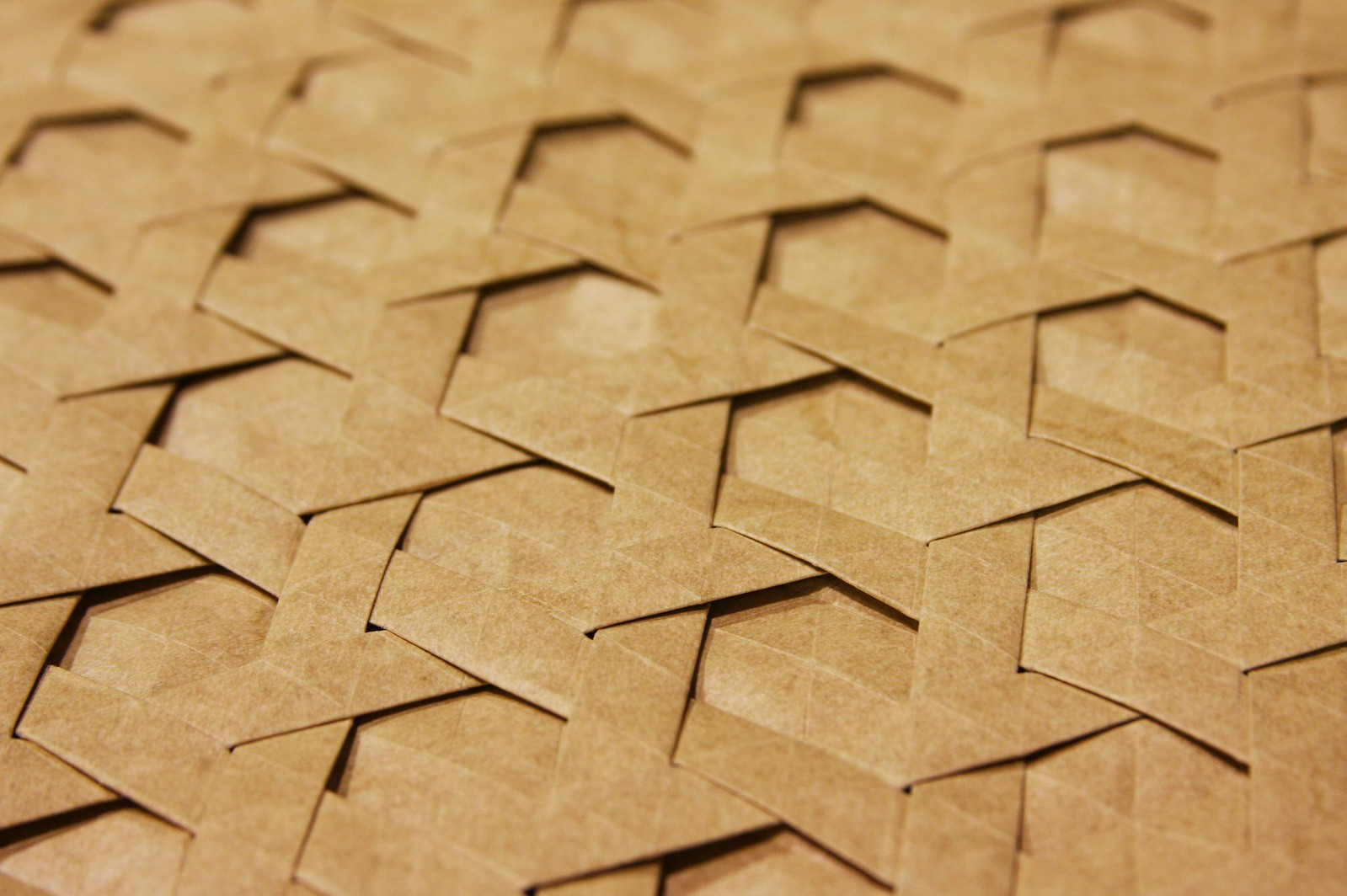 25 awesome origami tessellations that would impress even m