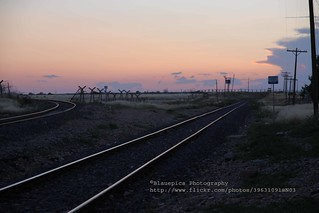 Karkamış, railway station, border to Syria at sunset | by blauepics