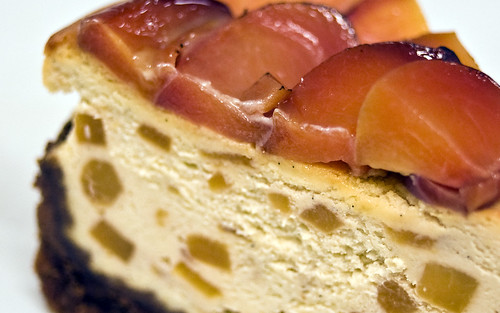 2012-08-19_Woodford-Reserve-peach-cheesecake-detail | by Tavallai