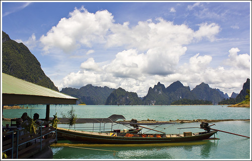 Lunch stop at Khao Sok