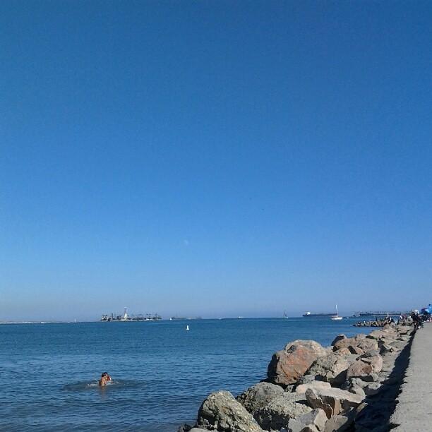 Alamitos beach, Ca 8/25/12