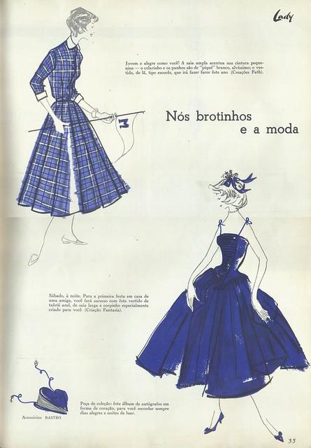 Lady, Nº 5, Fevereiro 1957 - 36