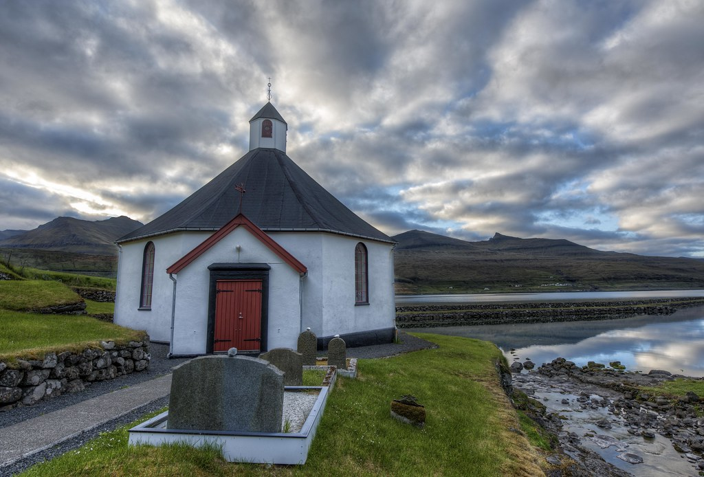 Church on The Faroe Islands
