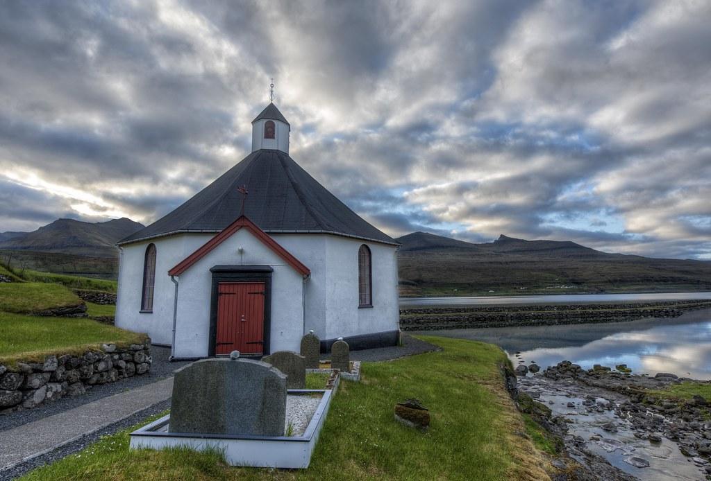 Church on The Faroe Islands