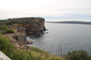 Cliffs Along Old South Head Road