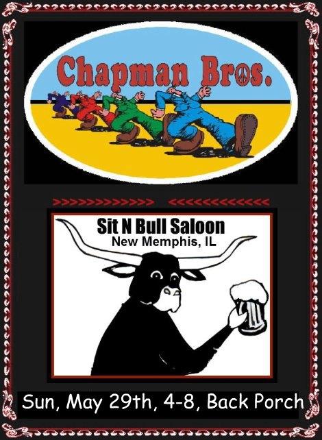 Chapman Bros 5-29-16