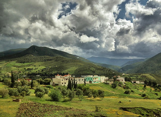 ON THE WAY TO CHAOUEN, MOROCCO | by toyaguerrero