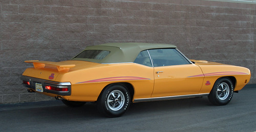 1970 Pontiac GTO Judge Convertible | by coconv