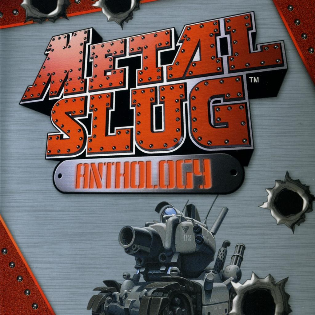 Metal Slug Anthology (Clássico do PS2)