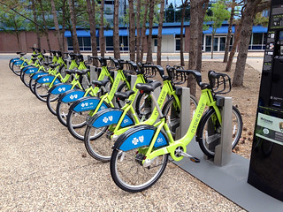 St. Paul Bike Sharing | by Travis Estell