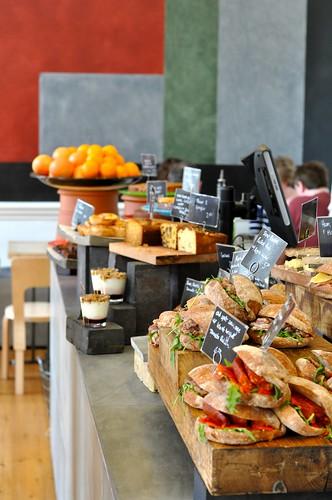 Fernandez wells flickr photo sharing for Coffee shop display ideas