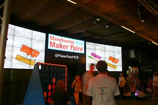 Mini Maker Faire Manchester 28th July 2012 | by lespounder