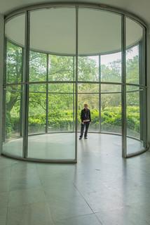 Graubner Pavillon - Museum Insel Hombroich
