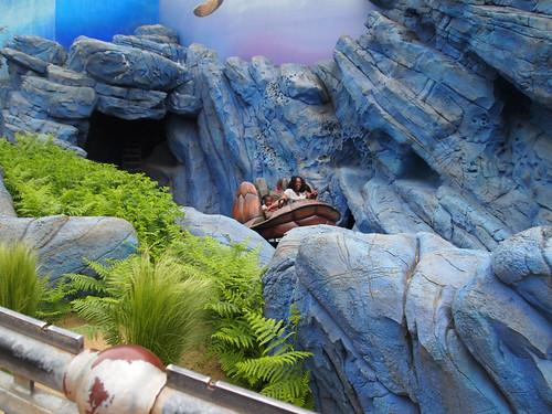 P5261355 クラッシュ・コースター(Crush's Coaster) ウォルト・ディズニー・スタジオ・パーク walt disney studios park paris パリ フランス
