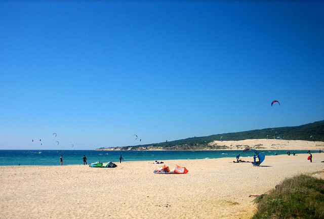 Playa de Valdevaqueros - Tarifa