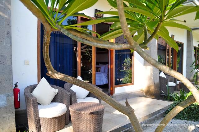 Deluxe Terrace Family Room Hotel Ombak Sunset