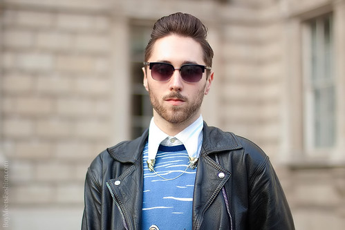 Street Style At Somerset House London Fashion Week Febr Flickr