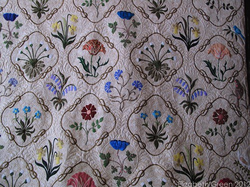William Morris - Kelmscott - Quilted ! | by sailbit
