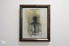 A. Giacometti & Yves Klein