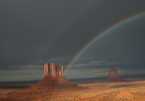 Monument Valley Rainbows | by MoMontyMisty