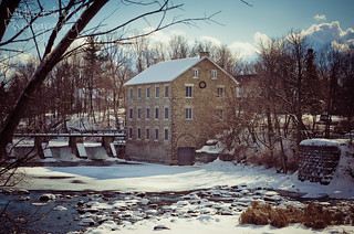 Watson's Mill in Winter | by Dani_Girl