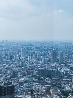 Shinjuku Nomura Building landscape 2