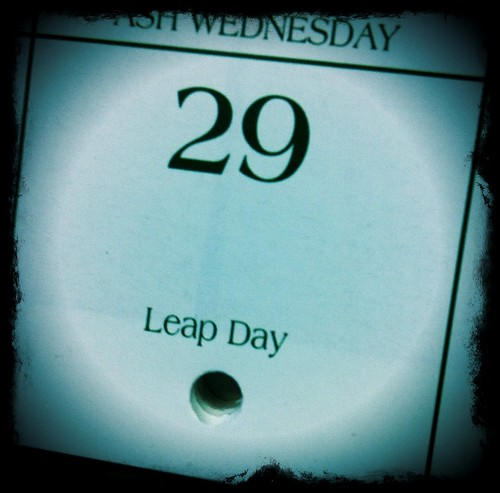 Leap Day 2012 | by danielmoyle