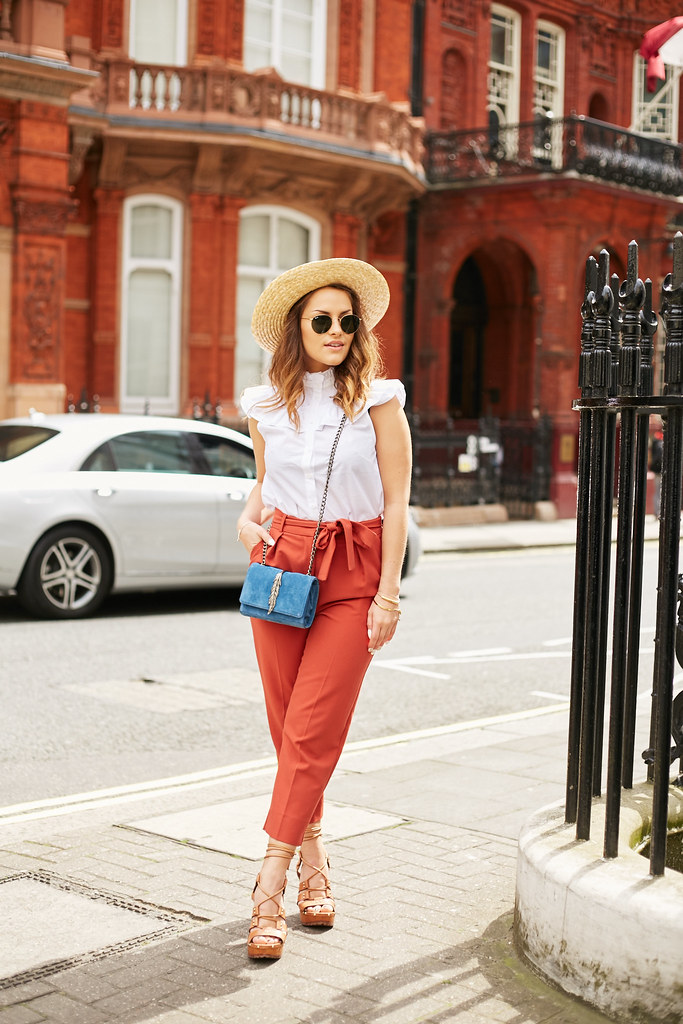 The Little Magpie Topshop Trousers