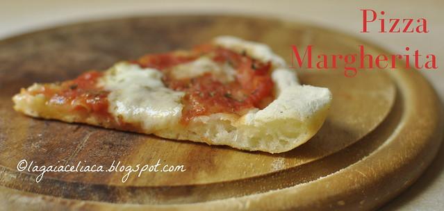 Pizza Margherita - la fetta