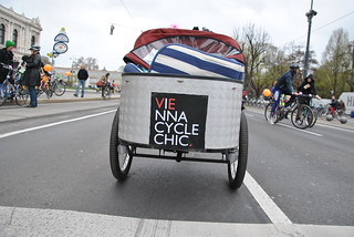 Viena Cycle chic Cargo Bike | by Sevilla Cycle Chic