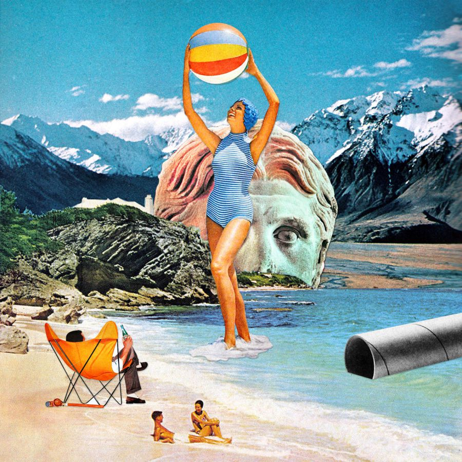 Eugenia Loli Vintage Collage