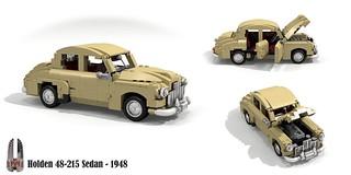 Holden 48-215 Sedan (1948)