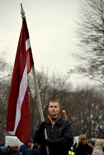 young nationalist Latvian | by payorivero