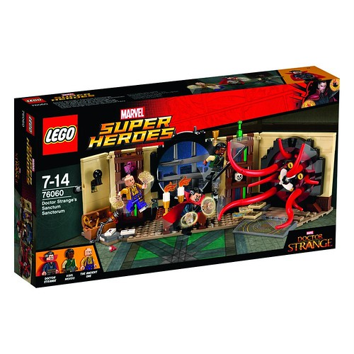 LEGO Marvel 76060 Box