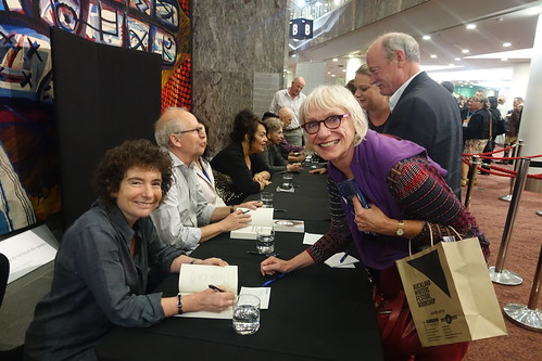 Jeanette Winterson and Roberta