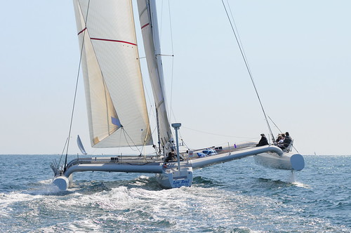2012 Vallarta Race - Day 2 Starts | by San Diego Yacht Club