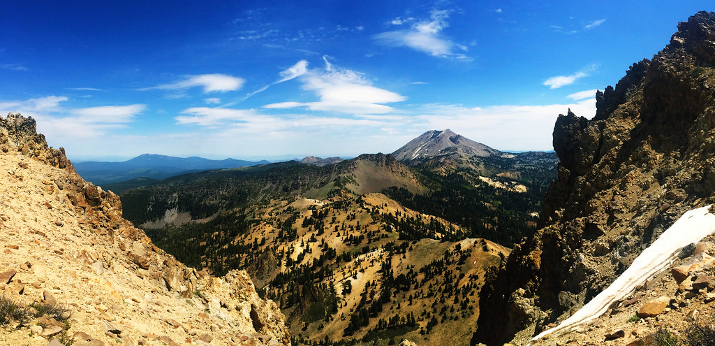 Lassen Volcanic National Park, CA, USA