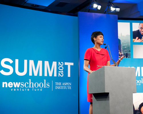Laysha Ward, Target | by NewSchools Venture Fund