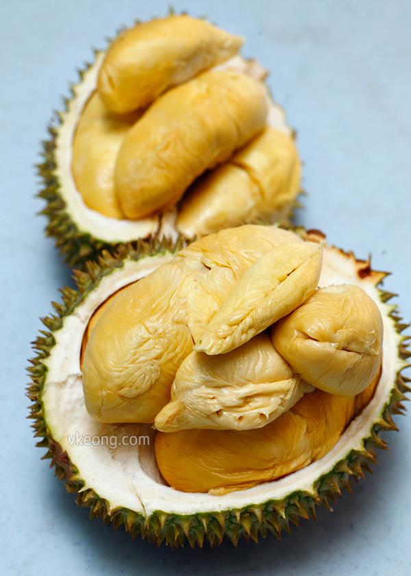Eat All You Can D24 Durian Buffet