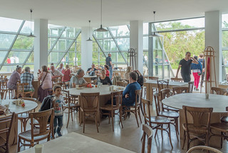 Cafeteria Museum Insel Hombroich
